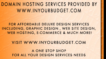IN YOUR BUDGET.COM